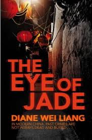 review the eye of jade by diane wei liang
