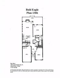 1 Car Garage Dimensions Floor Plans Creekside