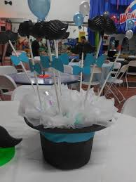 bow tie themed baby shower ideas mustache baby shower centerpieces valuable design