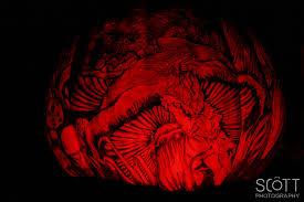 alice in wonderland pumpkin carving jack o lantern spectacular