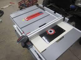 bosch 4100 09 10 inch table saw résultat de recherche d images pour gts bosch 10 xc with home made