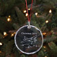 2016 sporty u0027s christmas ornament from sporty u0027s pilot shop