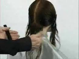 beveled bob haircut pictures hair dressing how to video 4 of 6 one length bevel bob youtube