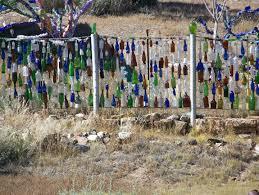 Recycled Garden Art Ideas - recycling as art in the garden bottle recycled garden crafts