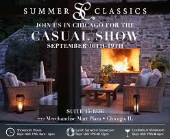 Patio Furniture Chicago by Chicago Casual Market 2015 Outdoor Furniture Challenges Convention
