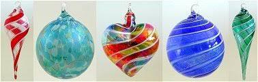 glass eye studio ornaments