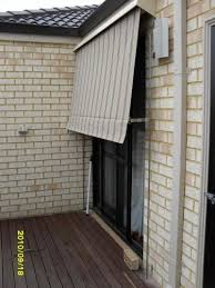Auto Awnings Gallery Pc U0027s New Canvas Auto Awnings Bayswater Sliding Door