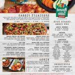 round table salad bar gorgeous round table pizza menu prices furniture of best round