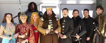 California Costumes Characters Game Thrones Cosplay Sdcc 2015