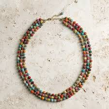 bead bracelet set images Necklaces sari bead necklace bracelet set jpg