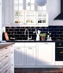 White Kitchen Cabinets With Black Countertops White Kitchen Cabinets With Black Granite White Kitchen Cabinets