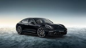 porsche panamera 2016 black news porsche exclusive injects all new panamera with added suave