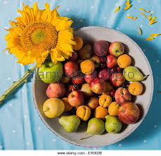 Bowl Of Fruits Round Red Fruits Stock Photos U0026 Round Red Fruits Stock Images Alamy