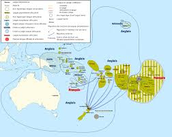 The 606 Map File Sociolinguistic Map Of Polynesian Languages In The 21st