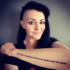 demi lovato tattoo cross zoe karssen madame loose fit short sleeve fit tattoo ideas