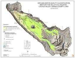 Utah County Plat Maps Aquifer Classification Utah Ground Water Quality Protection