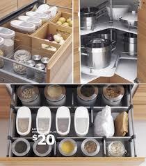 Kitchen Cabinet Storage Organizers Ikea Kitchen Cabinet Shelves Organizer Idea And Tips Rationell