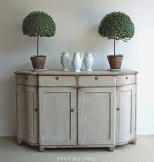 Curved Sideboard Antique White Sideboards And Buffets Rembun Co