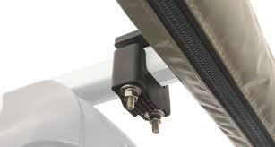 Arb Awning Bracket Sunseeker Euro Bar Fitting Kit 32102 Rhino Rack