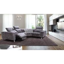 seats and sofa livio l shaped modular sofa with electrically operated seats