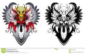 heraldic bird royalty free stock images image 31443599