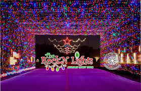 old settlers park christmas lights christmas family night meets rock n lights drive thru holiday