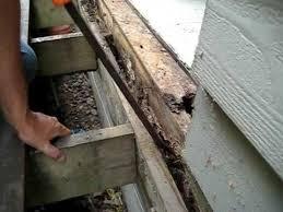 Rotten Bathroom Floor - 301 best my old house repair ideas images on pinterest house