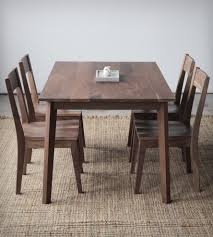 walnut dining table home furniture hedge house furniture
