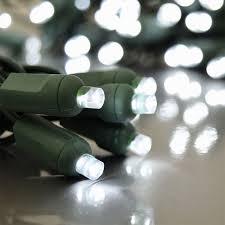 cool white led m5 string light reel