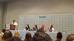 category archive for i think that panels will always be a great part of bookcon because they allow consumers to interact with the members of the publishing community that they