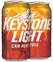 keystone light vs coors light keystone light keystone ice orange can hunt sweepstakes