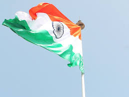 How To Fold A Flag For Hoisting Republic Day Only Students To Hoist Tricolour In Haryana