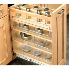 9 inch cabinet organizer pull out spice rack for 9 inch cabinet cabinet organizers adjustable