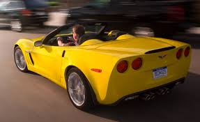 2010 chevrolet corvette grand sport u2013 review u2013 car and driver