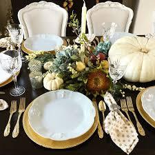 simple thanksgiving tablescape randi garrett design