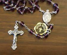 creed rosary vintage rosary creed ebay