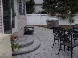 Paver Patio Nj Backyard Pavers Pinterest Home Outdoor Decoration