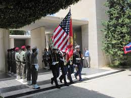 Memorial Day American Flag Memorial Day 2014 At North Africa American Cemetery American