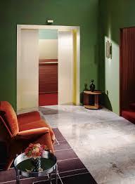70s motel interior editorial for wallpaper trendland