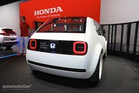 Honda Urban Honda Shows Electric Mk1 Golf You Never Knew You Wanted
