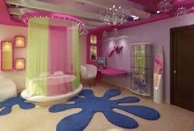 Rugs For Girls Bedroom Chandelier And Floating Desk With Desk Chair Also Bed