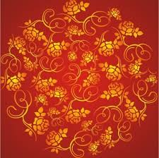 wallpaper bunga warna orange free vector background cdr free vector download 45 899 free vector