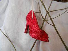 sale apple cinnamon ruby slipper ornament by glitteringmoon 4 25