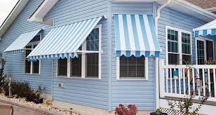 Cloth Window Awnings Awnings Canopies Exterior Solar Shades Aristocrat Awnings