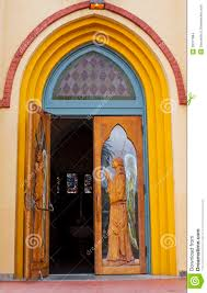 church glass doors angel doors stock photo image of glass stain pattern 39317984