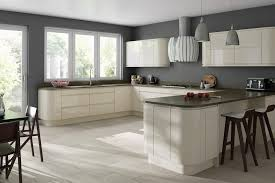 White Gloss Kitchen Ideas Glossy Cream Kitchen Cabinets Google Search Ideas For The