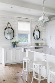mirror over kitchen sink design ideas