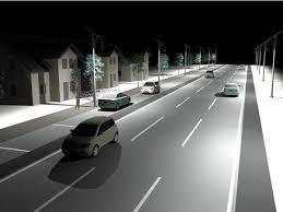 Solar Led Street Lighting by Solar Street Lighting Solar Powered Street Lights Greenshine