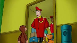 curious george season 1 episode 7 curious george door monkey