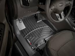 tappeti di gomma per auto tappetini in gomma kia sportage accessori optional e
